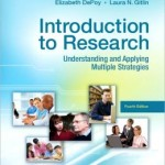 Introduction to Research: Understanding and Applying Multiple Strategies Edition 4
