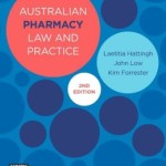 Australian Pharmacy Law and Practice