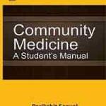 Community Medicine: A Student's Manual